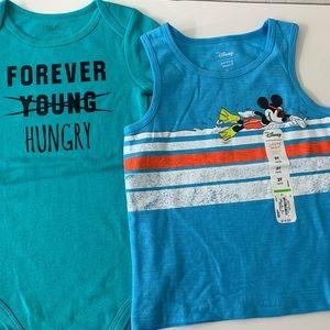 2T boy shirts
